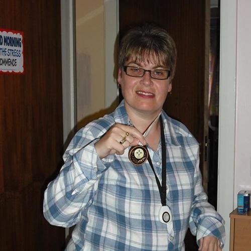 Amanda Wood – Chairperson
